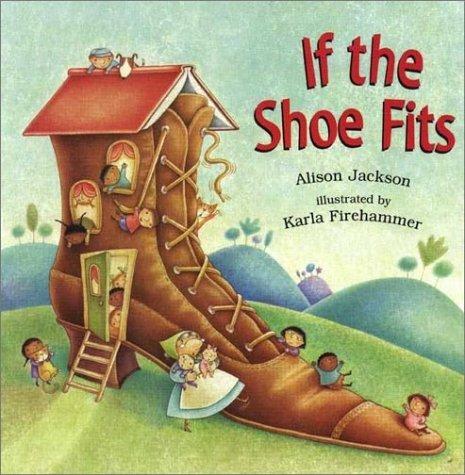 我的鞋子创意手绘比喻